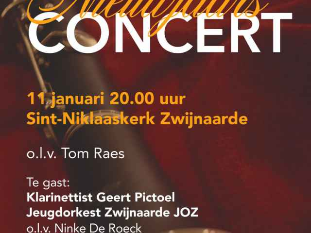 Nieuwjaarsconcert 2020