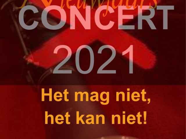 Nieuwjaarsconcert 2021 - geannulleerd